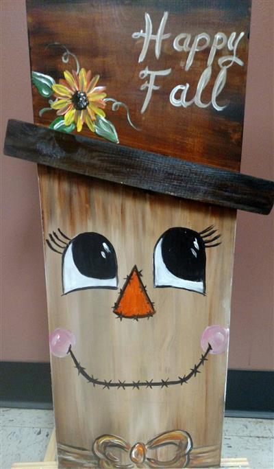 scarecrow_on_wood image